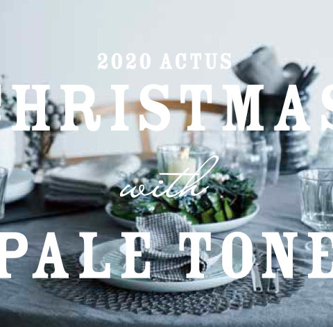 CHRISTMAS with PALE TONE
